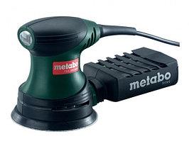 Эксцентриковая шлифмашина Metabo FSX 200 Intec, 125 мм, 240 Вт