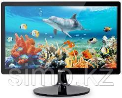 """Монитор 19.5"""" Qmax M2085B, Black, 1600x900 LED, 5ms, 16:9, 250 cd/m2,  90°/65°, 5m:1, D-Sub"""