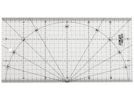 Линейка разметочная, метрическая Olfa OL-MQR-15x30 (150х300мм)