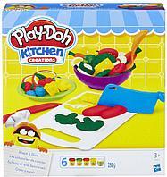 """Игровой набор Play-Doh """"Приготовь и нарежь на дольки"""", фото 1"""