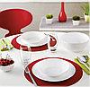 DIWALI  Сервиз столовый Luminarc белый 19 предметов, фото 2