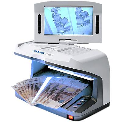 DORS 1300 Инфракрасный детектор валют