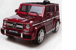 Электромобиль Mercedes Benz G63,красный