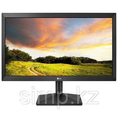 """Мониторы 19.5"""" LG 20MK400A-B, 1366x768 Black, 5ms, 16:9, 200 cd/m2, 90°/65°,  Mega, D-Sub"""