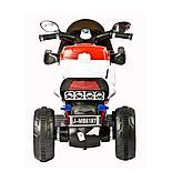 Детский электромотоцикл-трицикл HP2,красный, фото 3