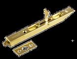 Ручка дверная Кинг -эмаль золото\серебро, фото 8