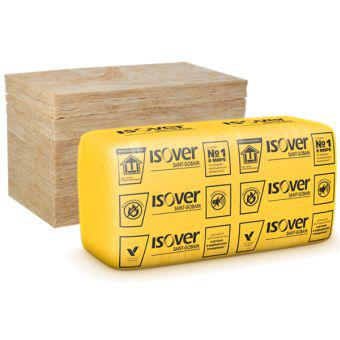 ISOVER Вент Фасад Оптима Тепло-звукоизоляция материал в плитах