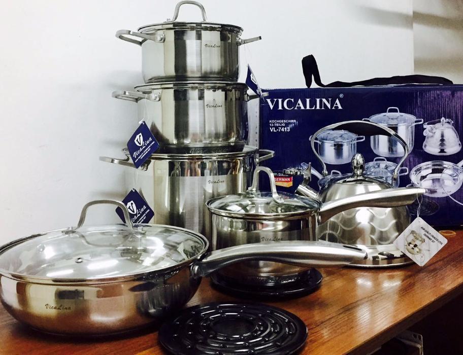 Набор посуды VICALINA 12 предметов