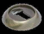 Ручка дверная RAP -матовый никель;бронза, фото 5