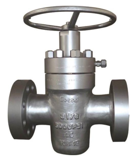 Запорный клапан API 6A
