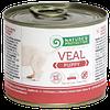 Влажный корм для щенков Nature's Protection Puppy Veal с телятиной