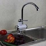 Проточный электрический водонагреватель, фото 4