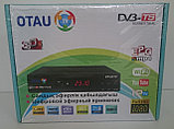 Цифровой эфирный приемник Ресивер  DVB-T2, фото 2