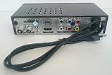 Цифровой эфирный приемник Ресивер  DVB-T2, фото 3