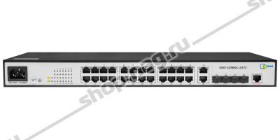 Управляемый коммутатор уровня 2 SNR-S2985G-24TC