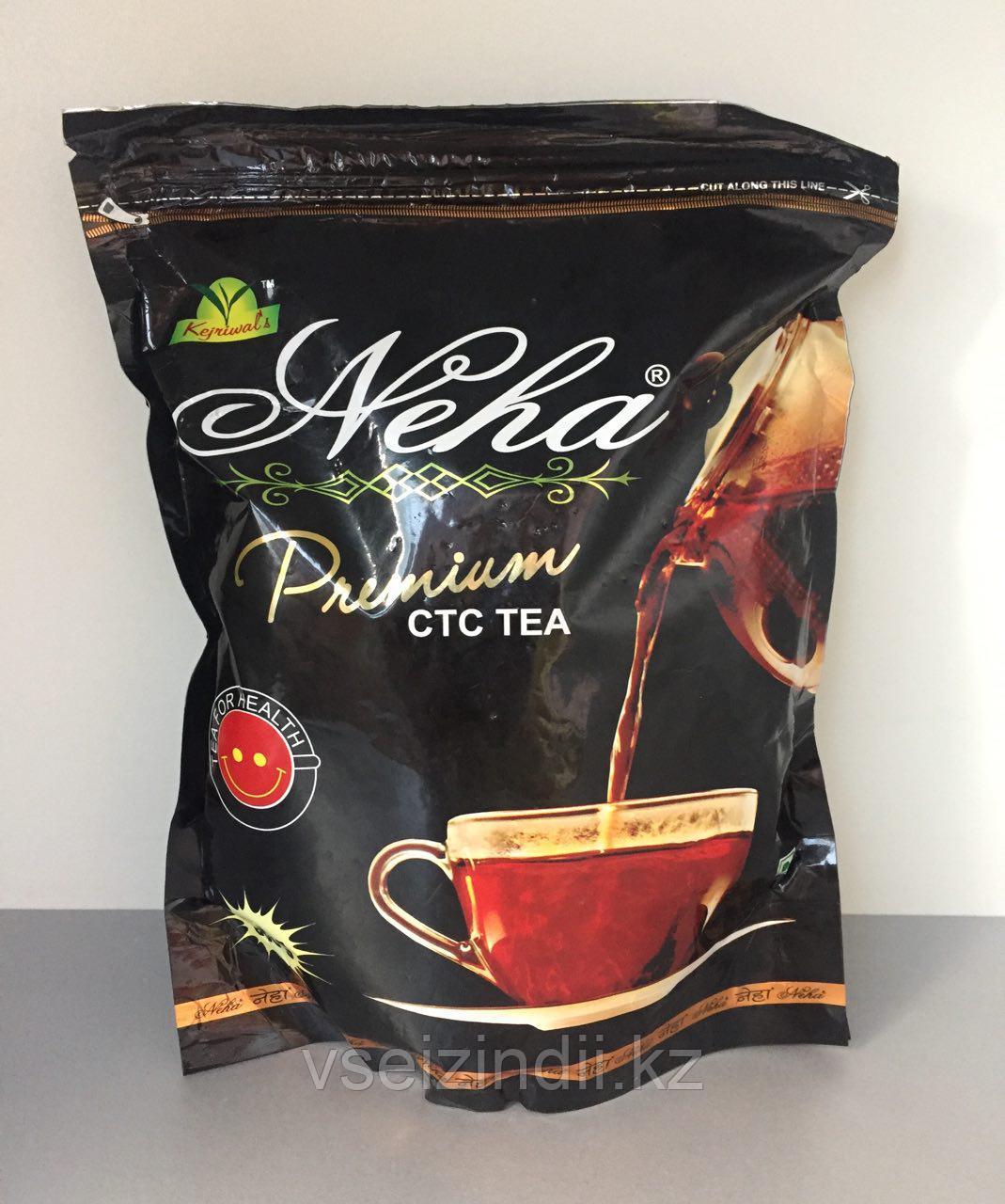 Чай Neha Premium (высшего качества) гранулированный, СТС 500 гр
