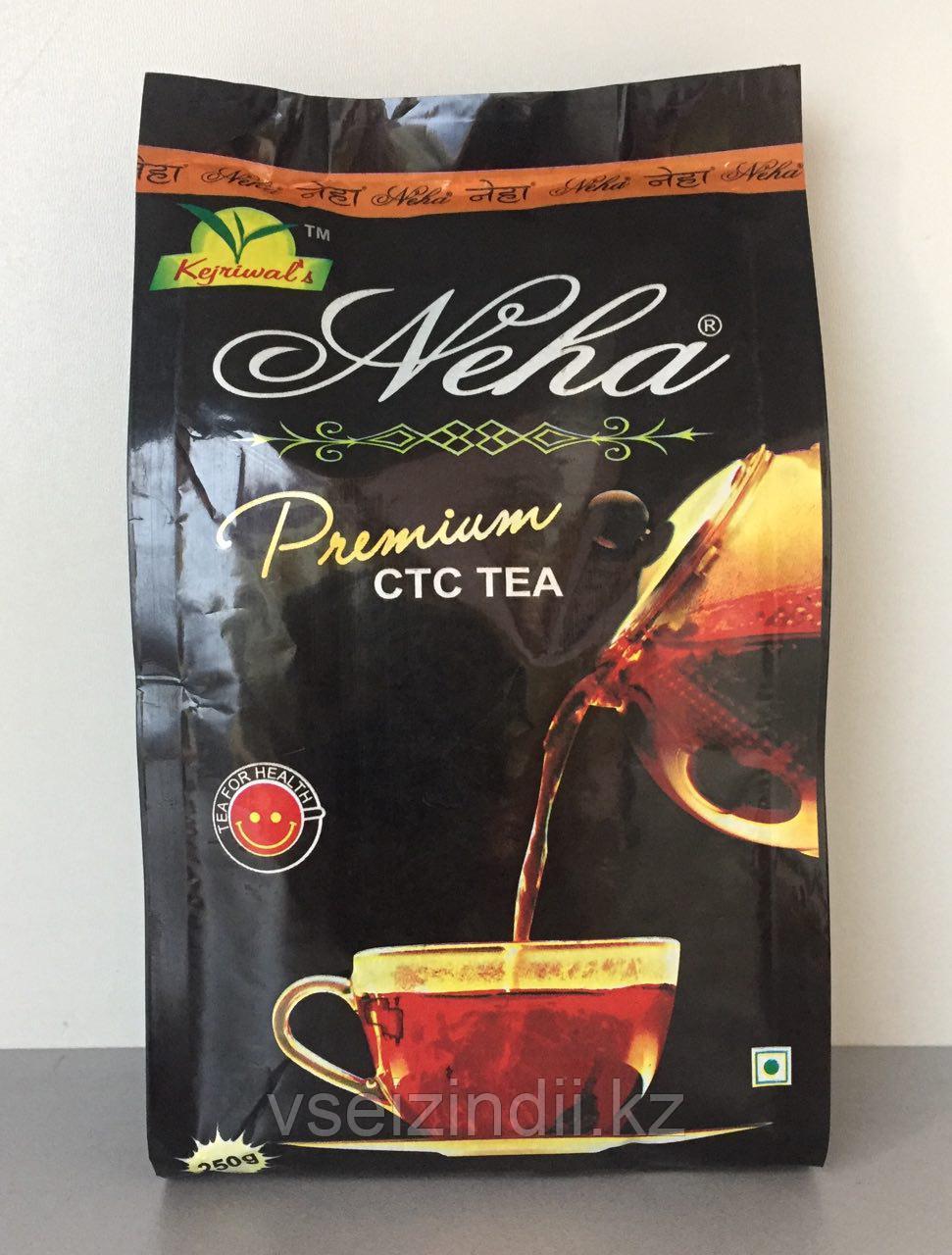 Чай Neha Premium (высшего качества) гранулированный, СТС 250 гр