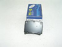 Колодки тормозные задние дисковые HI-Q SP1522 SP1522 mz690027