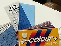 Rosco E202 HALF CT BLUE осветительный фильтр, метр