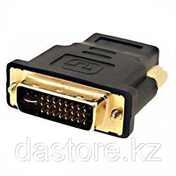 SHIP Переходник HDMI-DVI-I AD103D, male-female, BOX, фото 2