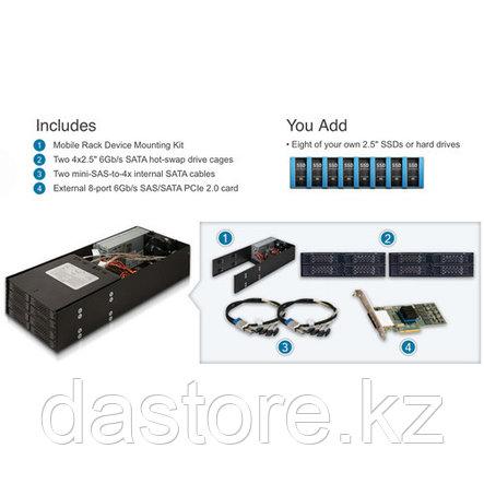 Sonnet MR-STO-X8SSD мобильный рэк для x8 SSD, фото 2