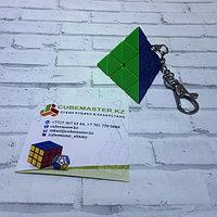 Брелок mini 3x3 Pyraminx with keychain
