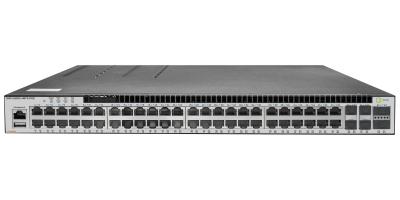 Управляемый POE коммутатор уровня 3 SNR-S300G-48TX-POE без блоков питания