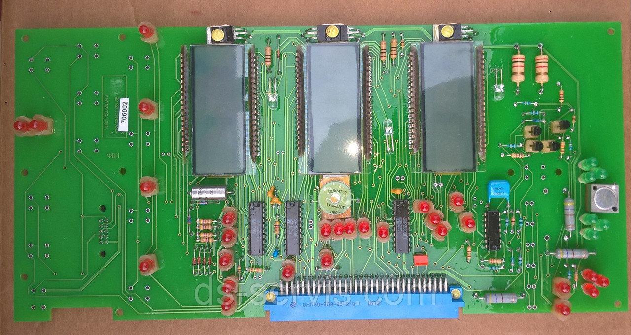 Модуль индикации ЛГФИ 301411.125 (в БОД-05)  ОНК-140
