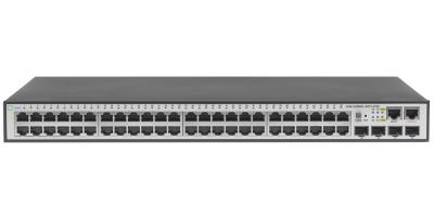 Управляемый POE коммутатор уровня 2+ SNR-S2990G-48TX-POE