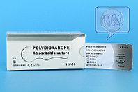 Шовный материал полидиоксанон (ПДО-нить) -Polydioxanone (PDO)