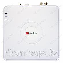 Гибридный HD-TVI видеорегистратор HiWatch DS-H104G