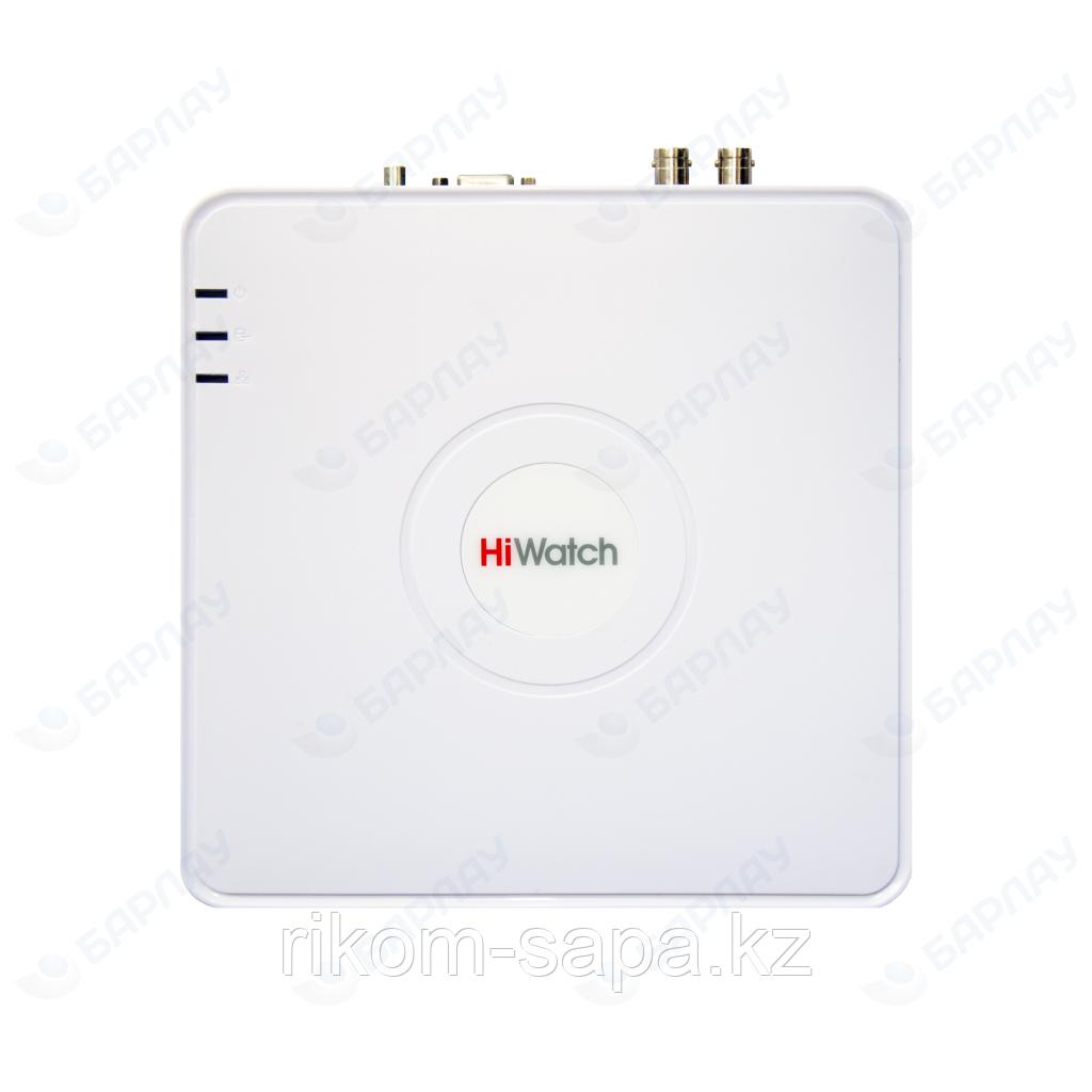 Гибридный HD-TVI видеорегистратор HiWatch DS-H104Q