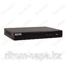Гибридный HD-TVI видеорегистратор HiWatch DS-H208QP