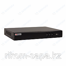Гибридный HD-TVI видеорегистратор HiWatch DS-H204QP