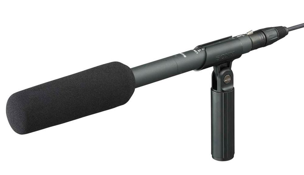 Микрофон XLR Sony ECM-673