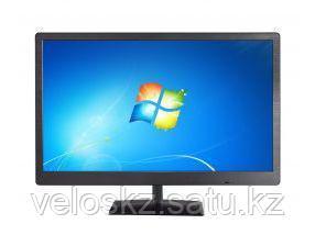 """Монитор 19.5"""" Qmax M201B, Black, 1600x900 LED, фото 2"""