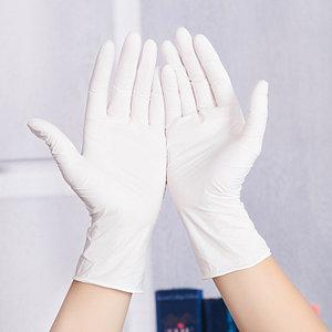Перчатки медицинские, диагностические, латексные, СТЕРИЛЬНЫЕ