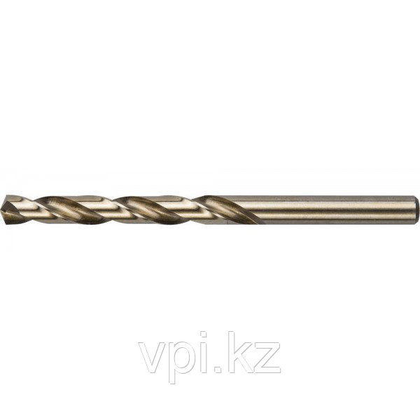 Сверло по металлу, кобальт, 10.5мм