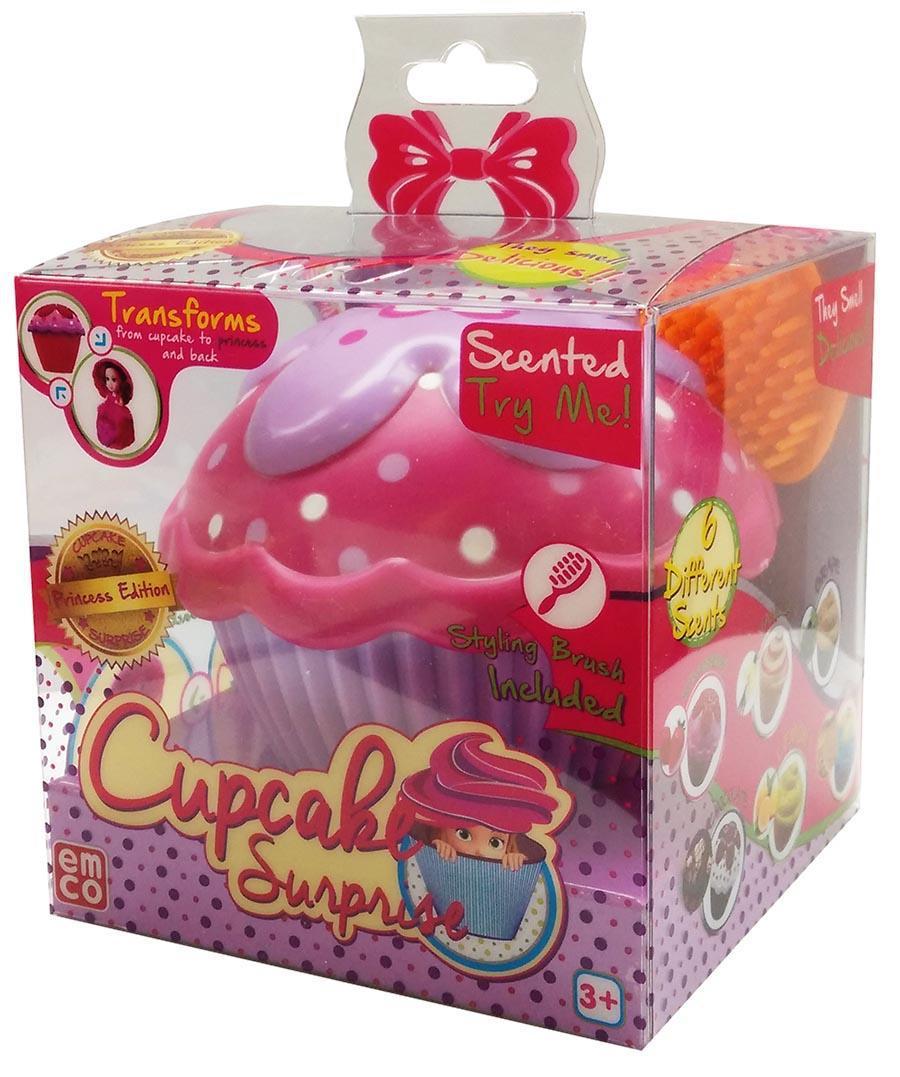 Cupcake Surprise Кукла Ароматные Капкейки, 3 серия, в ассортименте
