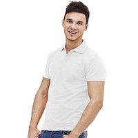 Базовая рубашка поло, Stan Basic polo, 04UB, Белый (10), 4XL/58