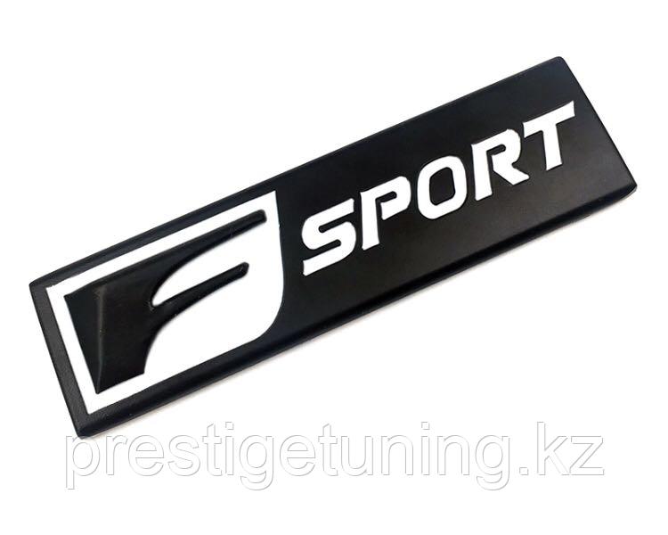 Эмблема F sport