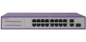 PoE коммутатор неуправляемый PUS-CT16-200R, 16x10/100BASE-TX 802.3af&at + 1хGb Combo + 1х10/100/1000BASE-TX