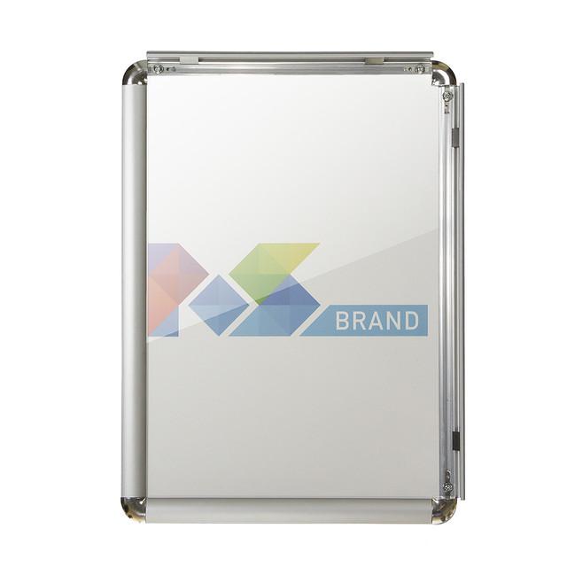 Рамки из алюминиевого клик-профиля