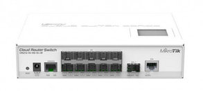 Коммутатор Cloud Router Switch Mikrotik CRS212-1G-10S-1S+IN (RouterOS L5)