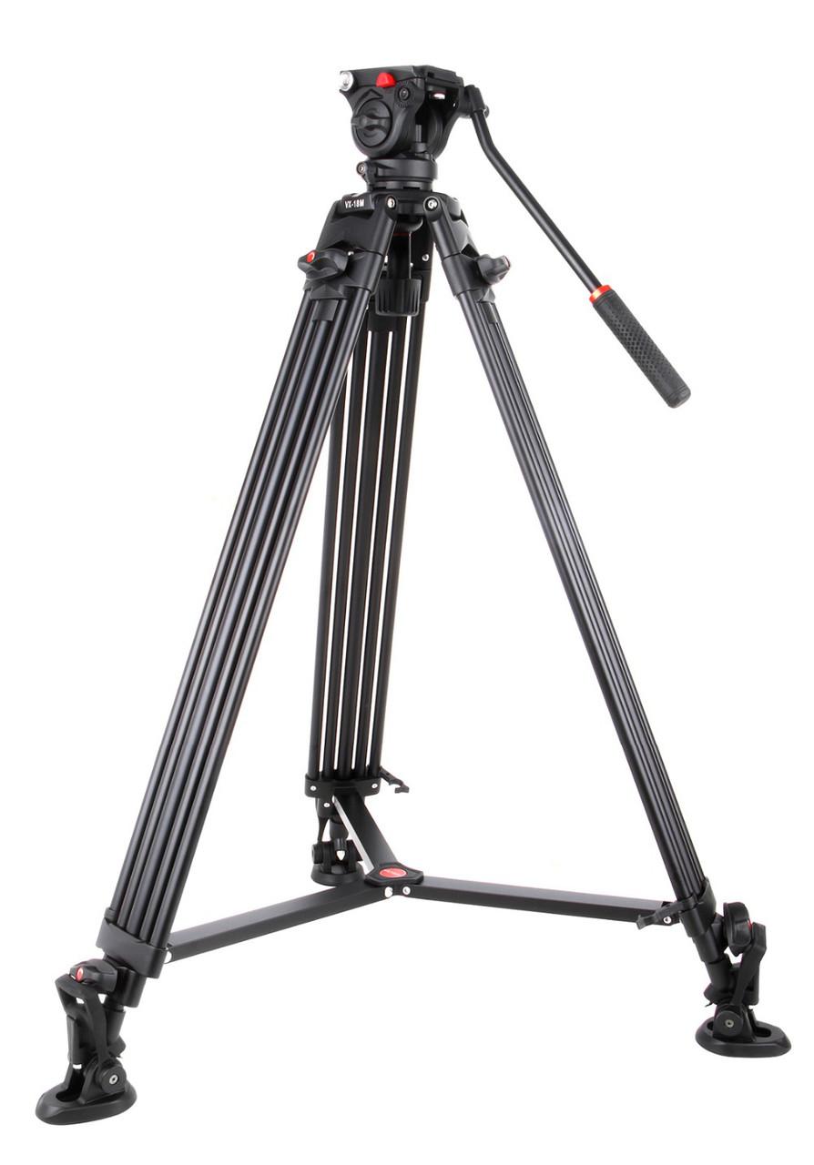 Штатив Viltrox VX-18m / Мощный видео штатив. Как для фото так и для видео