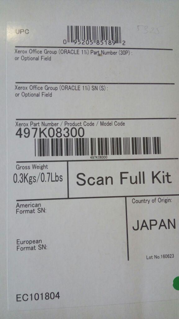 XEROX 497K08300 Опция Сканирования