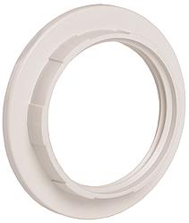 Кольцо абажурное для патрона Е27 пластик