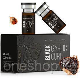 Ампулы для роста волос Black Garlic Cure (Черный чеснок)