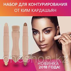 Набор для скульптурирования от Ким Кардашьян KKW Beauty Contour Kit