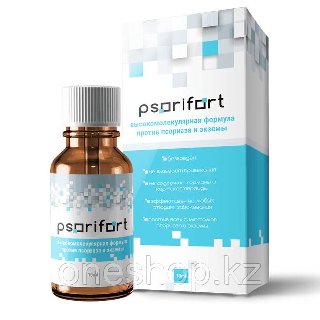Комплекс Psorifort (Псорифорт) от псориаза